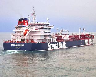 İran, İngiltere'ye ait 'Stena Impero' isimli petrol tankerini serbest bıraktı