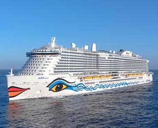 AIDA Cruises, gemilerine lityum iyon akü depolama sistemleri kuracak