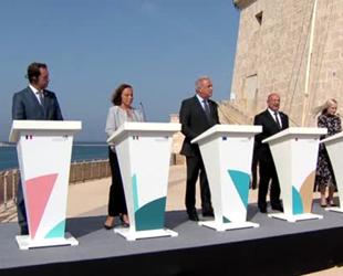 AB ülkeleri, düzensiz göç sorununu Malta'da görüştü