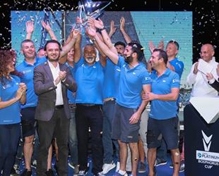 Turkcell Platinum Bosphorus Cup'ta şampiyon belli oldu