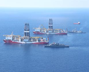 'Yavuz' sondaj gemisi Güzelyurt-1 lokasyonuna ulaştı