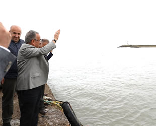 Fatsa Balıkçı Barınağı yeniden düzenleniyor