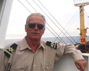 Muharrem Çimen, çalıştığı gemide geçirdiği kaza sonucu hayatını kaybetti
