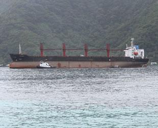 ABD, el koyduğu 'Wise Inest' isimli Kuzey Kore kargo gemisini sattı