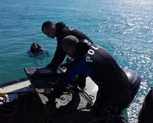 Marmara Denizi'nde trol avcılığıyla mücadele sürüyor