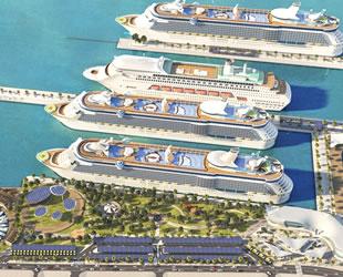 Global Ports Holding'in portföyündeki liman sayısı 18'e ulaştı