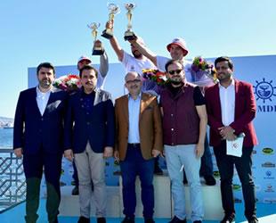 Fatih Belediyesi Balık Festivali'nde 'Rastgele Yarışması' düzenlendi