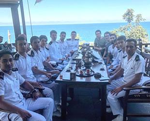 Denizci Öğrenciler Derneği Karadeniz'e açıldı