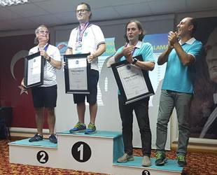 Altın Palet Sualtı Görüntüleme Türkiye Şampiyonası sona erdi