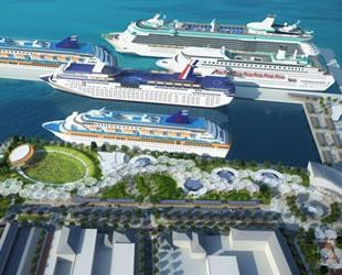 Global Ports Holding, Nassau Kruvaziyer Limanı'nda operasyonları işletmeye başladı