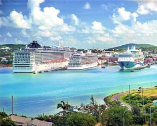 Global Ports Holding'in liman ağı 11 ülkeye yayıldı