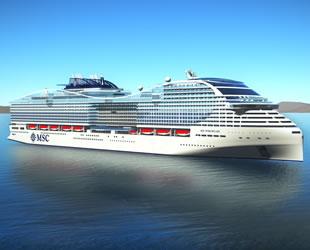 MSC Cruises, 'Yılın En Yeşilci Çevre Dostu Armatörü' seçildi