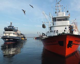 Balıkçılar uyduyla takip edilecek