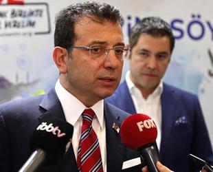 Ekrem İmamoğlu: Boğaz'ın her iki yakasını koruyan bir İBB yönetimi var artık
