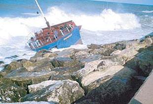 Libya'da batan gemide bir kişi kayboldu