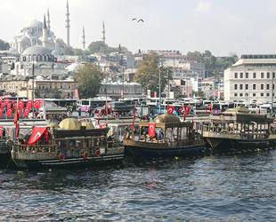Eminönü'nde 'yürütmeyi durdurma' kararı kaldırıldı