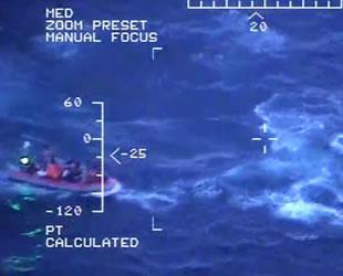 24 göçmenin can verdiği tekne kazası sanıklarının savunması pes dedirtti