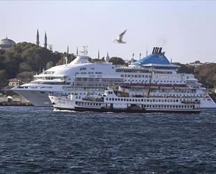 İstanbul, kruvaziyer turizmde tekrar yükseliyor