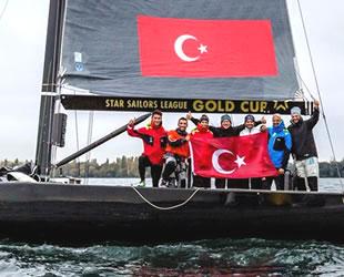 Türk Yelken Takımı, 2021 Yıldız Yelkenciler Ligi için ilk kampını yaptı