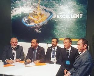 UZMAR, Europort 2019'da DMT ile anlaşma imzaladı