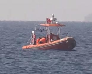 Bodrum'da göçmenleri taşıyan bot battı: 6 kişi kurtarıldı, 1 kişi kayıp
