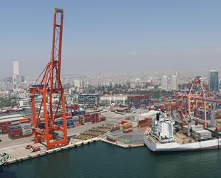 Mersin Limanı, 1 milyon TEU konteyner elleçleyerek tarihe geçti