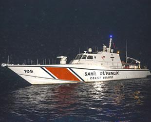 Ege Denizi'nde 48 bin düzensiz göçmeni yakalandı