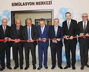 İSTE'de 'Simülasyon Merkezi' törenle hizmete açıldı