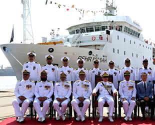 Çin, Bahr-Masah gemisini Pakistan'a teslim etti