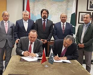 İstanbul Tersanesi, Pakistan ile yeni sözleşme imzaladı