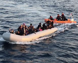 Son bir haftada bin 900 düzensiz göçmen yakalandı