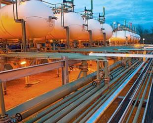 Türkiye'nin gaz ticaret puanı bu yıl yüzde 58 arttı