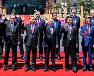 Çin, 137 ülke ve 30 uluslararası örgütle 197 Kuşak ve Yol anlaşması imzaladı