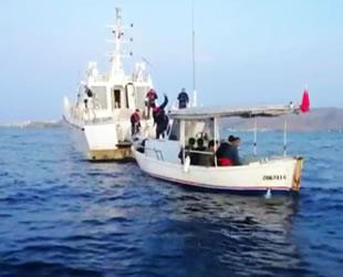 Muğla'da 15 düzensiz göçmen yakalandı