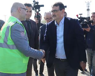 Fatih Dönmez: TürkAkım Projesi'ni yılsonuna kadar bitireceğiz