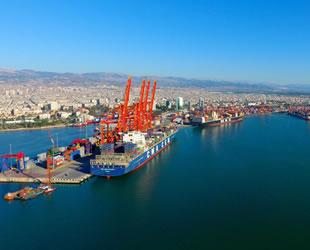 Avrupa İmar ve Kalkınma Bankası'ndan Mersin Limanı'na destek geldi