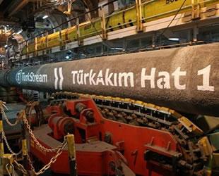 TürkAkım'ın deniz hatları yüzde 100 tamamlandı