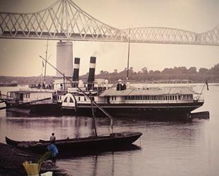 Buharlı gemilerin İstanbul ile Budapeşte arasındaki seyahatleri anlatıldı
