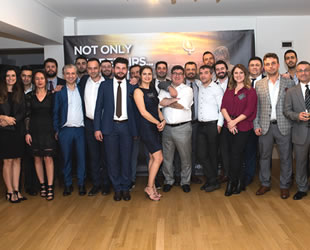 Beşiktaş Tersanesi, Yunanistan'da ofis açtı