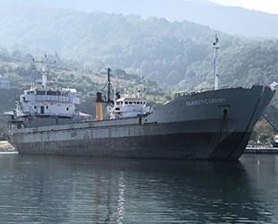 Türkiye'de en büyük split barge'ı 'MARITICON 101' hizmete girdi
