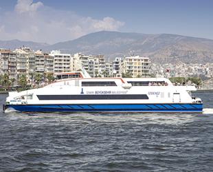 İzmir'de deniz ulaşımı Google'dan takip edilebilecek