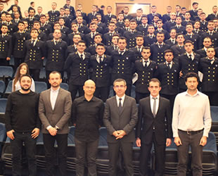 Dokuz Eylül Üniversitesi Denizcilik Fakültesi 24. Kış Kariyer Günleri başladı