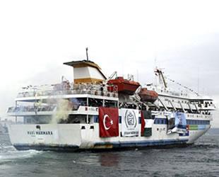 UCM, 'Mavi Marmara' dosyasını üçüncü defa kapattı