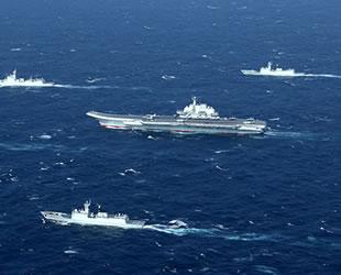 Çin, ihtilaflı adalara rekor sayıda gemi gönderdi