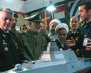 İran Donanması, uzun menzilli İHA'lara kavuşuyor