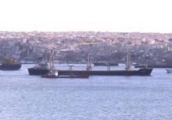 Gemiler Şarköy'de Bekliyor