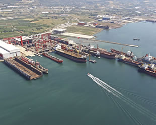 Yalova'da tersaneler 931 milyon dolarlık ihracat yaptı