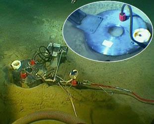 Balıkçıların kopardığı deprem ölçen kabloların görüntüleri ortaya çıktı
