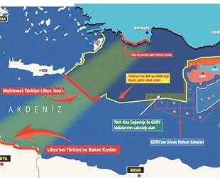 Türkiye ile Libya arasında imzalanan mutabakat onaylandı