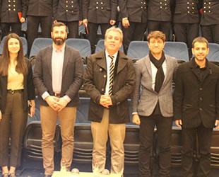 DEÜ Denizcilik Fakültesi 24. Kış Kariyer Günleri sona erdi
